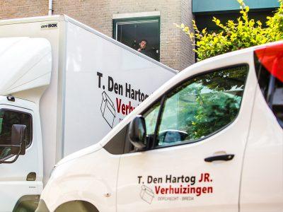 T. Den Hartog JR Verhuizingen.